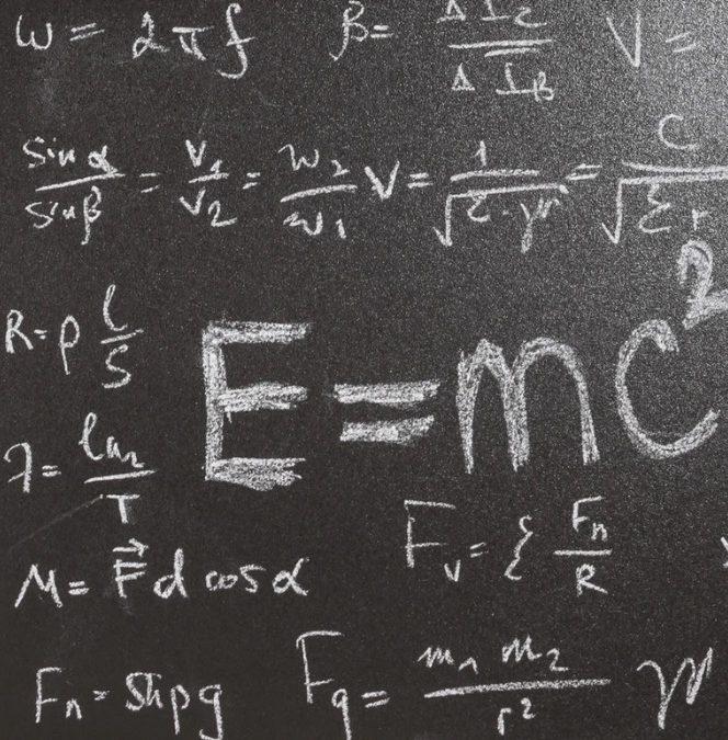 Einstein's Theory of Compound Interest