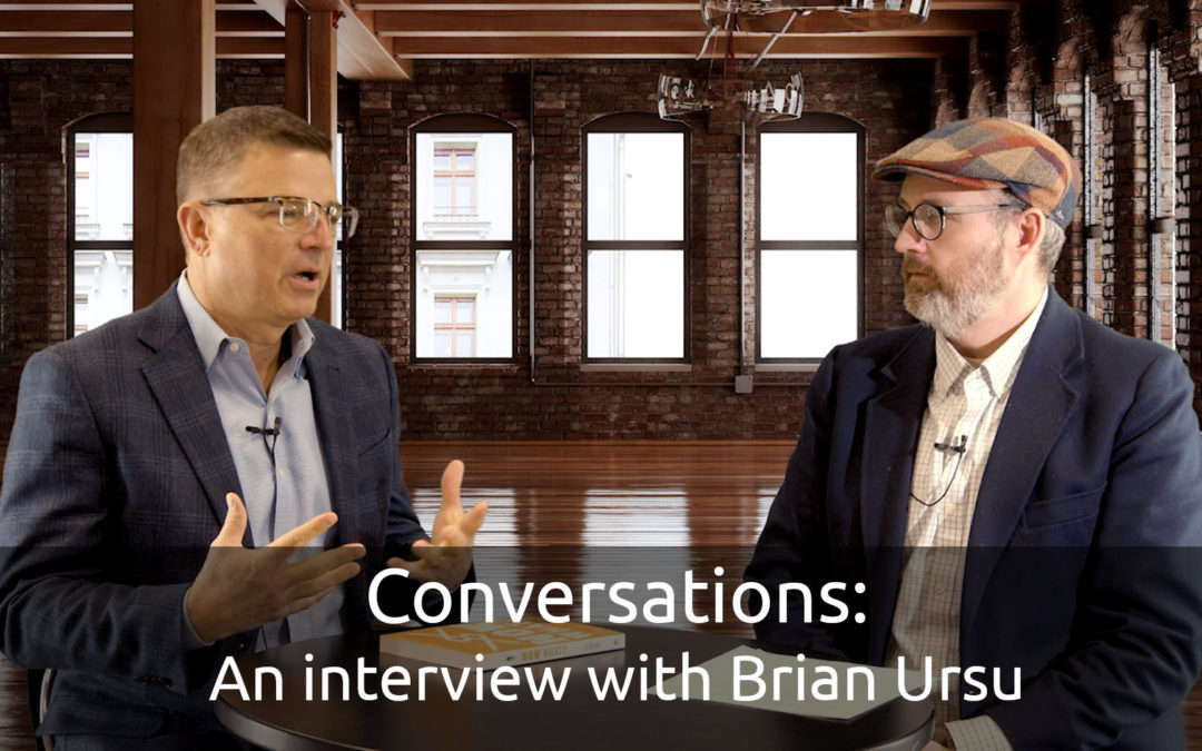 Conversations: An Interview with Brian Ursu